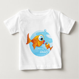 FISH - Olive & Pickle :: Baby T-Shirt