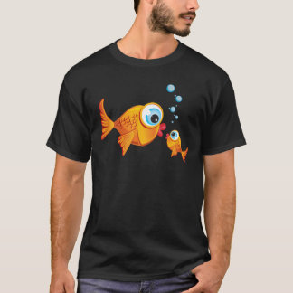 FISH - Olive & Pickle :: T-Shirt