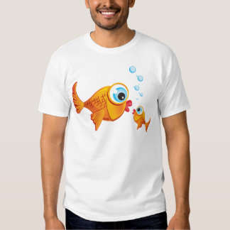 FISH - Olive & Pickle :: T-Shirt
