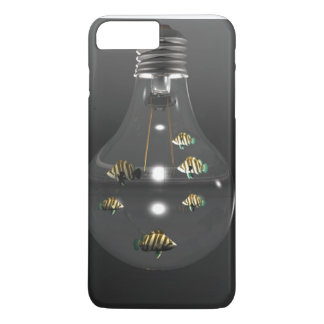 Fish on a light bulb  iPhone 7 Plus iPhone 7 Plus Case