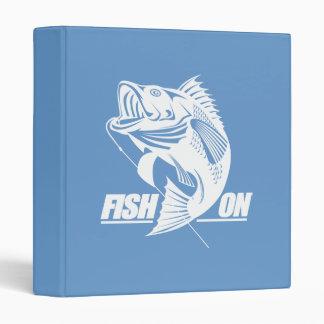Fish On (Bass) Binder