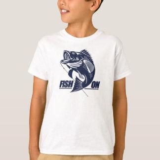 Fish On (Bass) T-Shirt