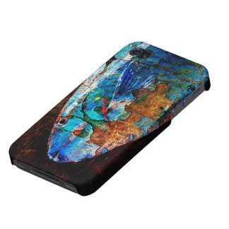 fish on board cover for iPhone 4