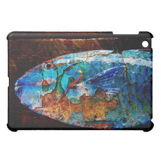 fish on board iPad mini case