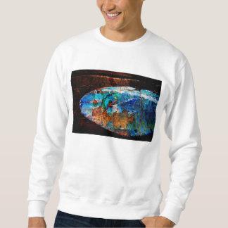 fish on board sweatshirt