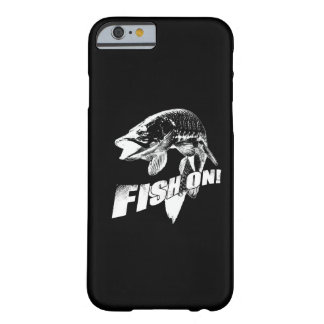 Fish on musky barely there iPhone 6 case