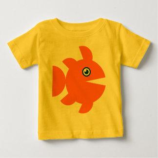 Fish - Orange Baby T-Shirt