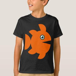 Fish - Orange T-Shirt