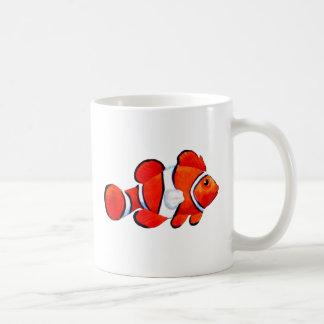 Fish Orange Vero Beach 2010 The MUSEUM Zazzle Gift Coffee Mug