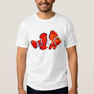Fish Orange Vero Beach 2010 The MUSEUM Zazzle Gift T-shirt