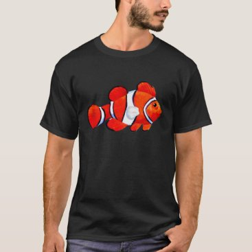 Beach Themed Fish Orange Vero Beach 2010 The MUSEUM Zazzle Gift T-Shirt