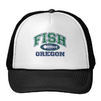 Fish Oregon Trucker Hat