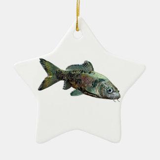 Fish Christmas Tree Ornaments