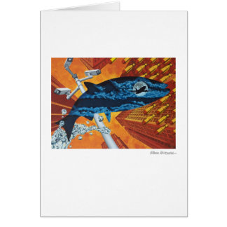 Fish Out Of Water Cards