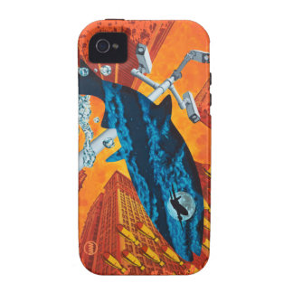 Fish Out Of Water Vibe iPhone 4 Cover
