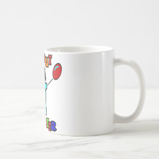 Fish Out Of Water With Billy, The Standing Fish Coffee Mug