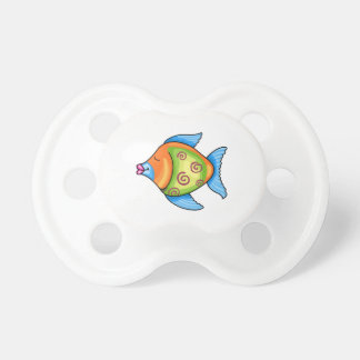 Fish BooginHead Pacifier