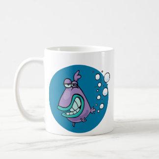 Fish PARP Coffee Mug