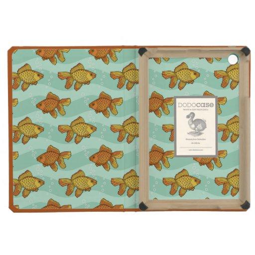 Fish-pattern iPad Mini Covers