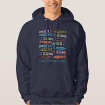 Fish Pattern custom text shirts & jackets