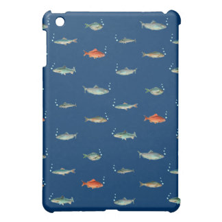 Fish Pattern Cover For The iPad Mini
