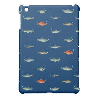 Fish Pattern iPad Mini Covers