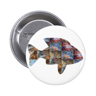 FISH PINBACK BUTTON