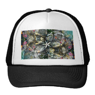 Fish Pond July 2013 Hats