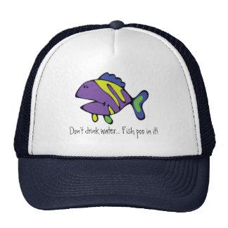 Fish Poo Trucker Hat