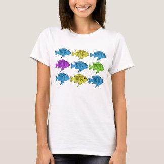 Fish pop art T-Shirt