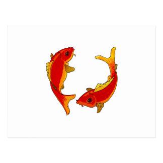 FISH POST CARDS