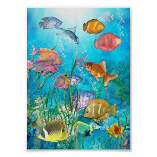 Fish Posters