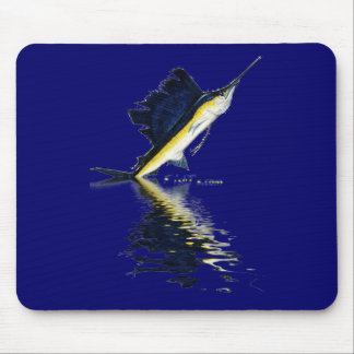 Fish Reflections Collection of Fish Shirts Mouse Pad