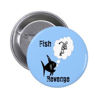 Fish Revenge Pins