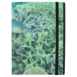 "Fish roaming the reef iPad pro 12.9"" case"