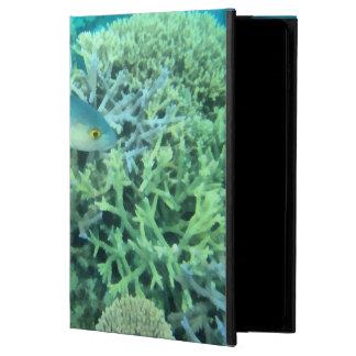 Fish roaming the reef powis iPad air 2 case