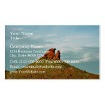 Fish Rock Double-Sided Standard Business Cards (Pack Of 100)