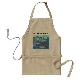 FISH- SALMON APRON