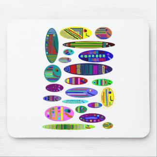 Fish Saltwater Aquarium Mousepad