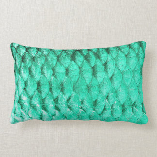 Fish Scale Pillow