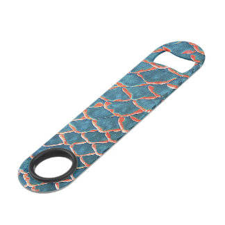 """Fish scale Speed bottle opener"" Bar Key"