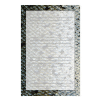 Fish Scales 2 Stationery
