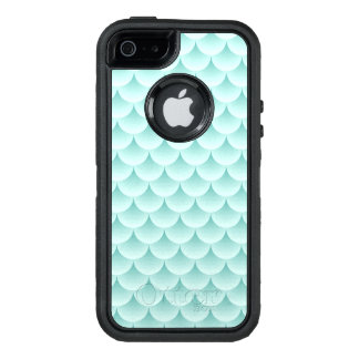 Fish Scales Pattern OtterBox Defender iPhone Case