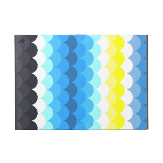 Fish Scales Scallops iPad Mini Cover