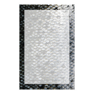 Fish Scales Stationery
