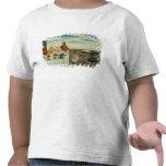 Fish seller, sweetmeat maker and sellers t-shirt