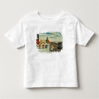 Fish seller, sweetmeat maker and sellers toddler t-shirt
