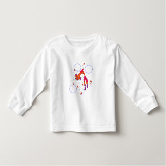 Fish Shirt for Toddlers