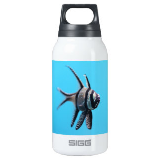 Fish 10 Oz Insulated SIGG Thermos Water Bottle