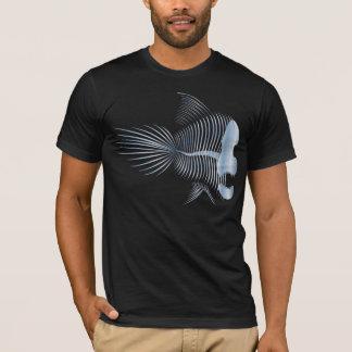 """Fish Skeleton """"UnderFin"""" T-Shirt"""